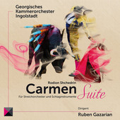Album artwork for CARMEN SUITE