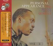 Album artwork for Sonny Stitt: Personal Appearance