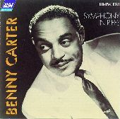 Album artwork for Benny Carter : Symphony In Riffs