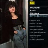 Album artwork for American Piano Classics: Joanna MacGregor