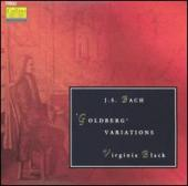 Album artwork for Bach: Goldberg Variations / Virginia Black