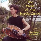 Album artwork for MUSIC OF HURDY-GURDY-VARIOUS TRADITIONAL