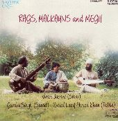 Album artwork for Ragas,Malkauns & Megh