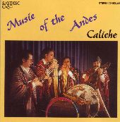 Album artwork for CD-MUSIC OF THE ANDES-MUSIC OF THE ANDES