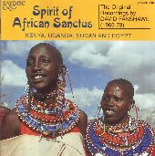 Album artwork for African Sanctus
