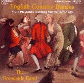 Album artwork for English Country Dance