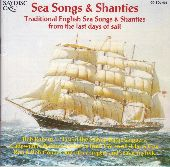 Album artwork for English Sea Songs & Shanties
