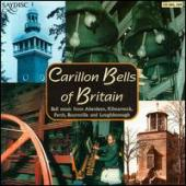 Album artwork for Carillon Bells of Britain