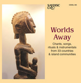 Album artwork for Worlds Away: Chants, Songs, Rituals and Instrument