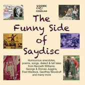 Album artwork for The Funny Side of Saydisc