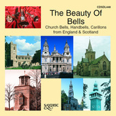 Album artwork for The Beauty of Bells: Church Bells, Handbells, Cari
