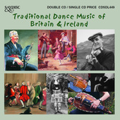 Album artwork for Traditional Dance Music of Britain & Ireland