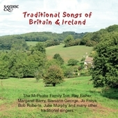 Album artwork for Traditional Songs from Britain & Ireland