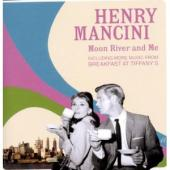 Album artwork for Henry Mancini Moon River And Me