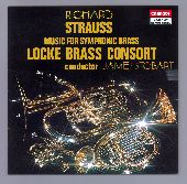 Album artwork for MUSIC FOR SYMPHONIC BRASS