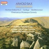 Album artwork for BAX: CELLO CONCERTO, NORTHERN BALLAD #3
