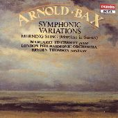 Album artwork for Bax: Symphonic Variations (Thomson)