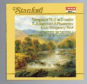 Album artwork for Stanford: Symphony No. 5, Irish Rhapsody No. 4