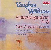 Album artwork for Vaughan Williams: Symphony No. 3 (Theodore)