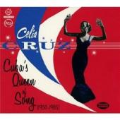 Album artwork for Celia Cruz - Cuba's Queen of Song 1950-1965