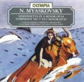 Album artwork for Myaskovsky: Sinfonietta in A / Symphony No.27