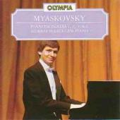 Album artwork for Myaskovsky: Piano Sonatas / Mclachlan