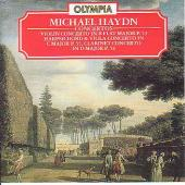 Album artwork for M. Haydn: Concertos