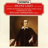 Album artwork for William Stephenson plays Liszt, Vol.2
