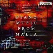 Album artwork for Piano Music from Malta