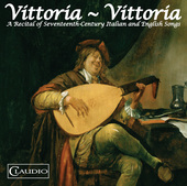 Album artwork for 17TH C ITALIAN & ENGLISH SONGS
