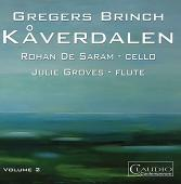 Album artwork for Gregers Brinch: Kåverdalen, Vol. 2