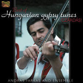 Album artwork for Hungarian Gypsy Tunes