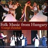Album artwork for FOLK MUSIC FROM HUNGARY