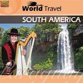 Album artwork for WORLD TRAVEL :  SOUTH AMERICA
