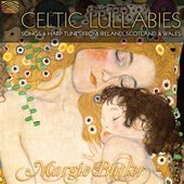 Album artwork for MARGIE BUTLER - CELTIC LULLABIES