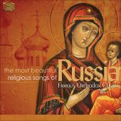 Album artwork for The Most Beautiful Religious Songs from Russia