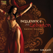 Album artwork for Bellydance from Lebanon