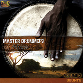 Album artwork for Master Drummers of Africa vol. 2