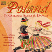Album artwork for Poland: Traditional Songs & Dances