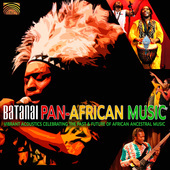 Album artwork for Batanai: Pan-African Music