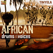 Album artwork for Tinylea: African Drums & Voices