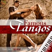 Album artwork for Famous Tangos