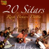 Album artwork for Rash Behari Datta: 20 Sitars