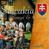 Album artwork for Slovakia - Songs & Dances