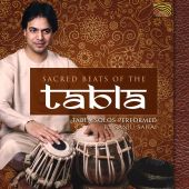 Album artwork for SACRED BEATS OF THE TABLA