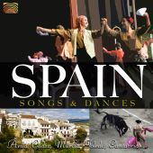 Album artwork for Spain: Songs & Dances