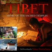 Album artwork for Tibet, Music of the Sacred Temples
