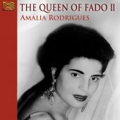 Album artwork for Amalia Rodrigues: The Queen of Fado II