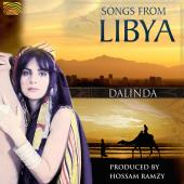 Album artwork for Dalinda: Songs from Libya