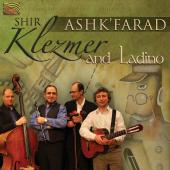 Album artwork for Shir: Ashk'farad - Klezmer and Ladino